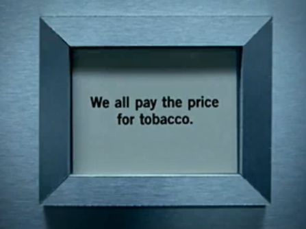 We All Pay the Price for Tobacco 1